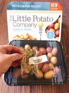 Little Potato Company Seasonings