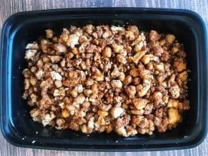 Taco Tofu Crumbles