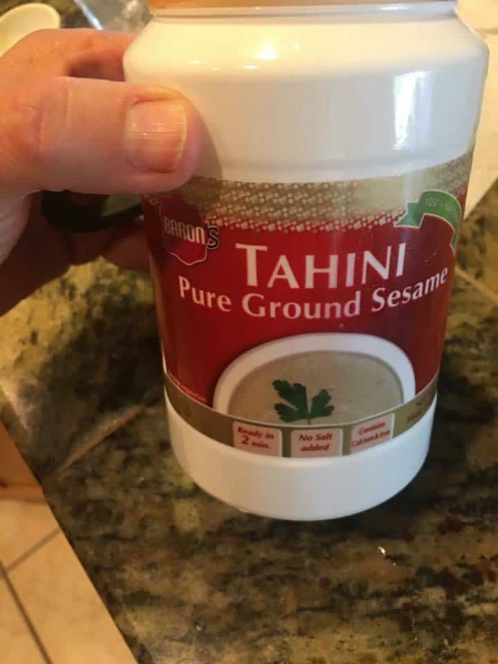 Tahini Paste