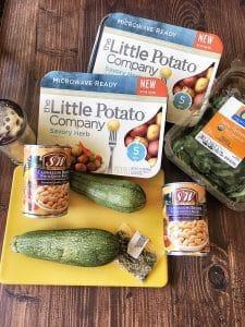 Little Potato Company Italian Potatoes Ingredients
