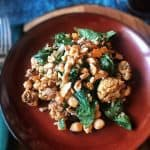 Roasted Cauliflower Salad