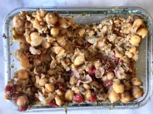 Chickpeas Mashed