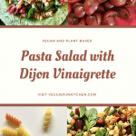 Pasta Salad with Dijon Vinaigrette