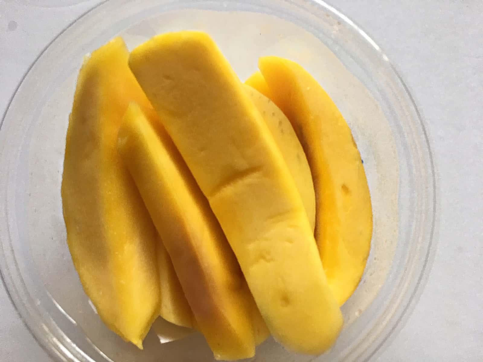 Mango Rice Salad