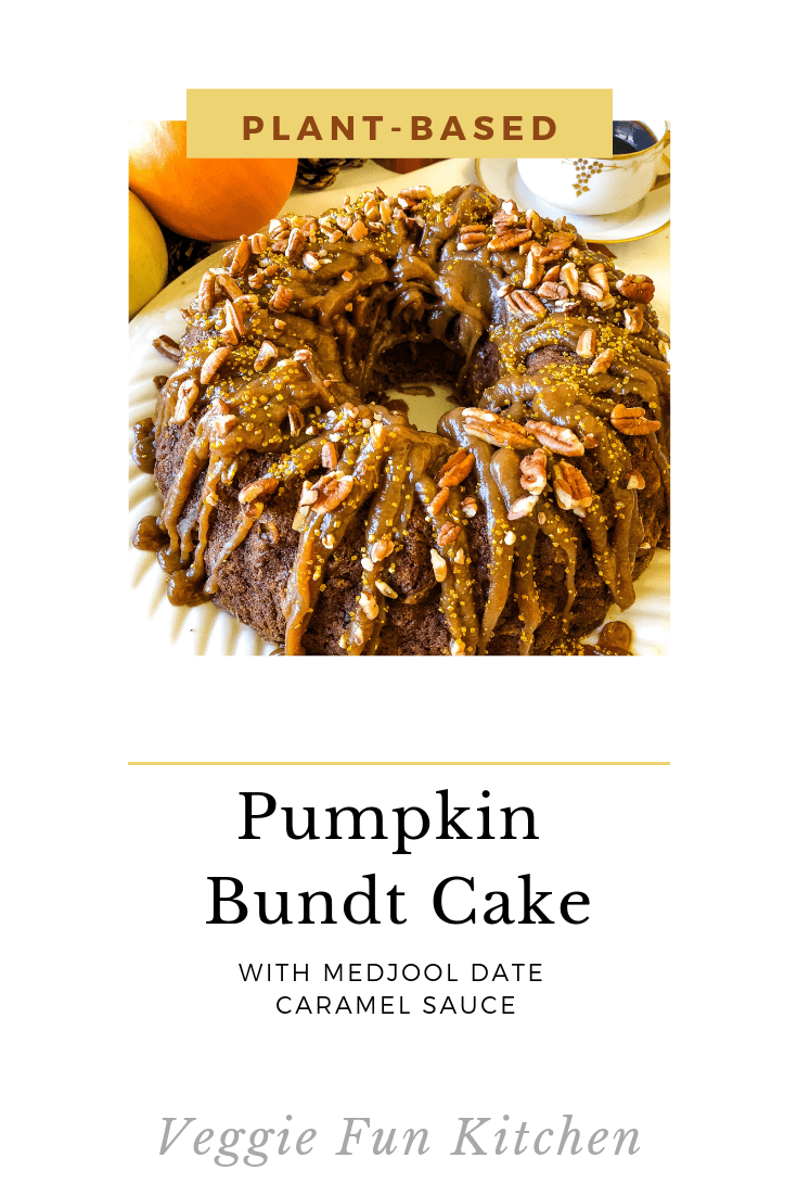 pumpkin bundt cake