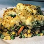 Easy Lentil Shepherd's Pie