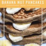 Banana Pancakes Pin