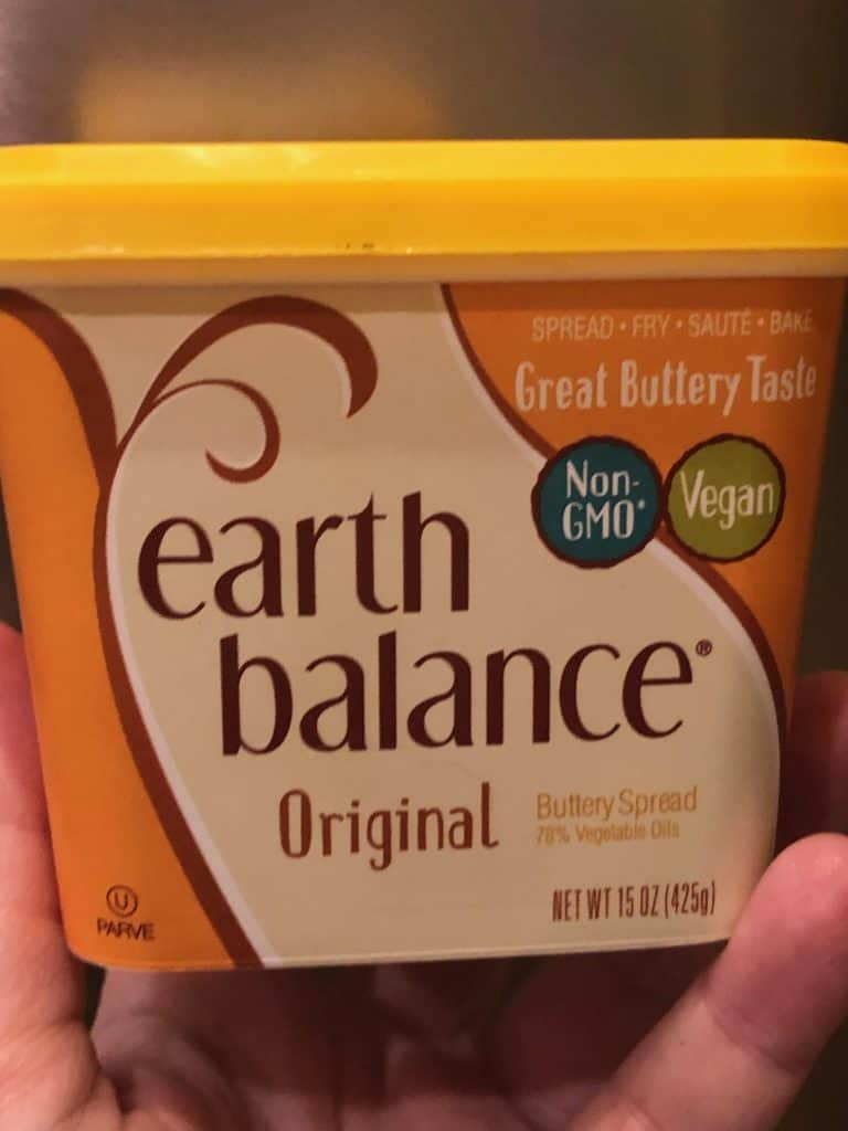 Earth Balance Original in container