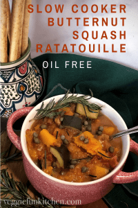 butternut squash ratatouille pin