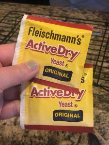 Fleishmann's Active Dry Yeast
