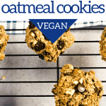 oatmeal chocolate chip cookies cookies on a rack