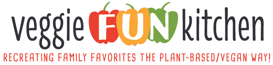 Veggie Fun Kitchen logo