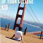 kid looking at golden gate bridge